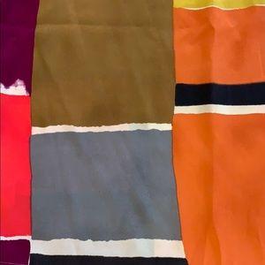 LOFT Tops - Multi-color LOFT Print Top